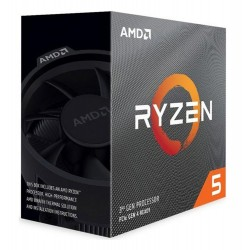 AMD CPU Ryzen 5 3500X, 3.6GHz, 6 Cores, AM4, 35MB, Wraith Stealth cooler