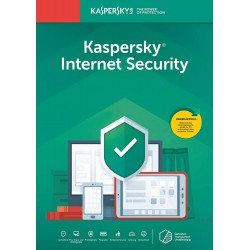 KASPERSKY Internet Security KL1939U5EFS-20FFP, 5 συσκευές, 1 έτος, EU