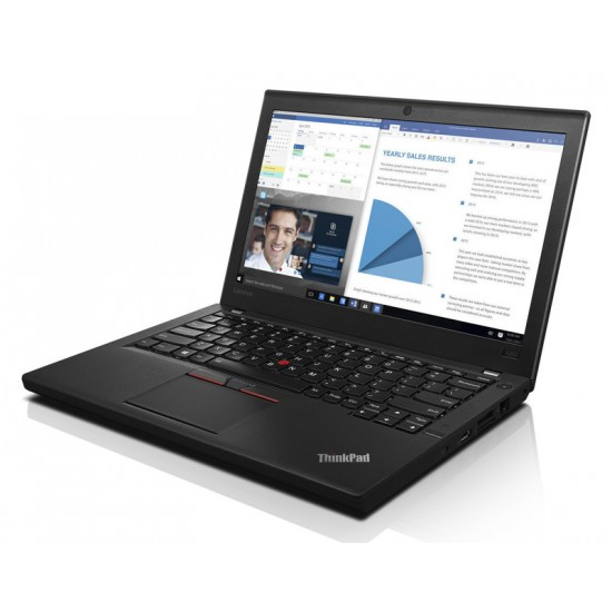 "LENOVO Laptop ThinkPad X260, i5-6300U, 4GB, 500GB HDD, 12.5"", REF SQ"