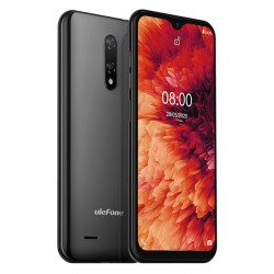 """ULEFONE Smartphone Note 8P, 5.5"""", 2/16GB, Android 10 Go Edition, μαύρο"""
