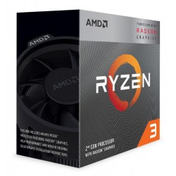 AMD CPU Ryzen 3 3200G, 3.6GHz, 4Cores, 6MB, AM4, Radeon Vega 8 Graphics